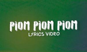 Harrysong Piompiompiom Lyrics