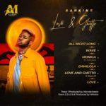 "Ranking – ""Love & Ghetto"" (EP)"