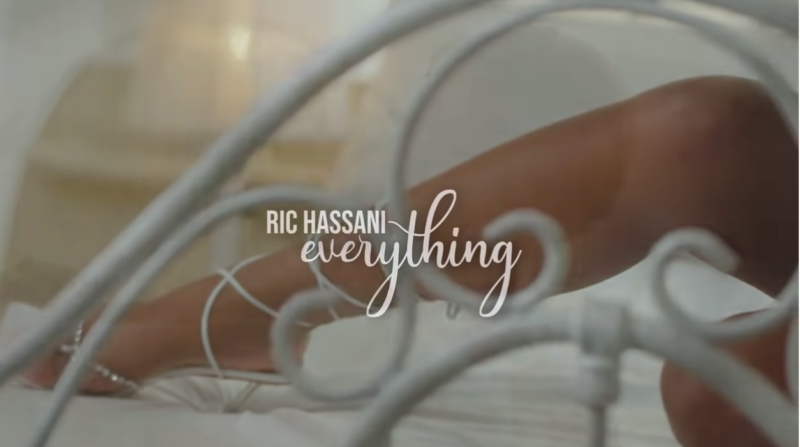 Ric Hassani Everything Lyrics