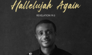 Hallelujah Again Album Nathaniel Bassey
