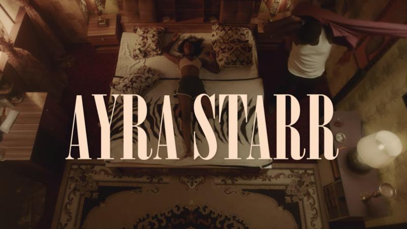 Ayra Starr DITR
