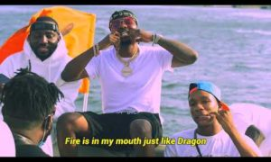 Skiibii Bygone Lyrics Video