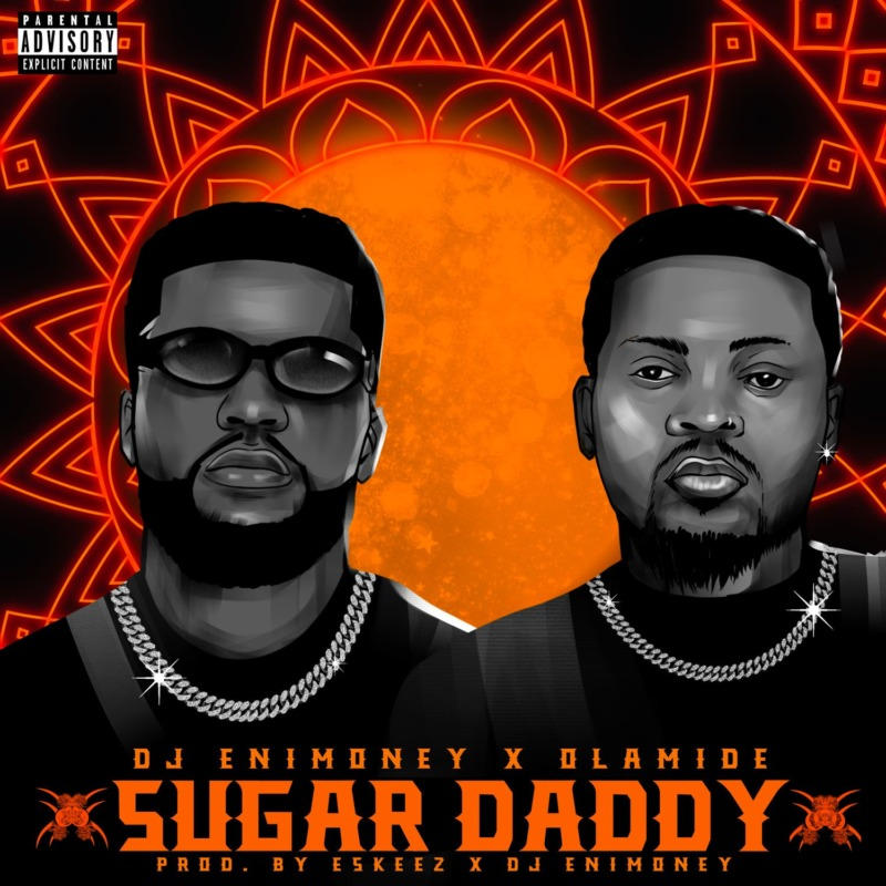 DJ Enimoney Olamide Sugar Daddy