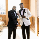 """Real Niggas Do Real Things""- Davido's Reaction To His Brother's Gift"