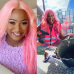 DJ Cuppy Splashes Millions On a Pink Penthouse In London