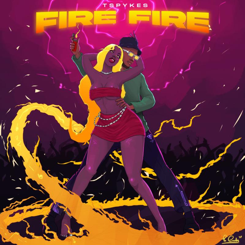 Tspykes Fire Fire