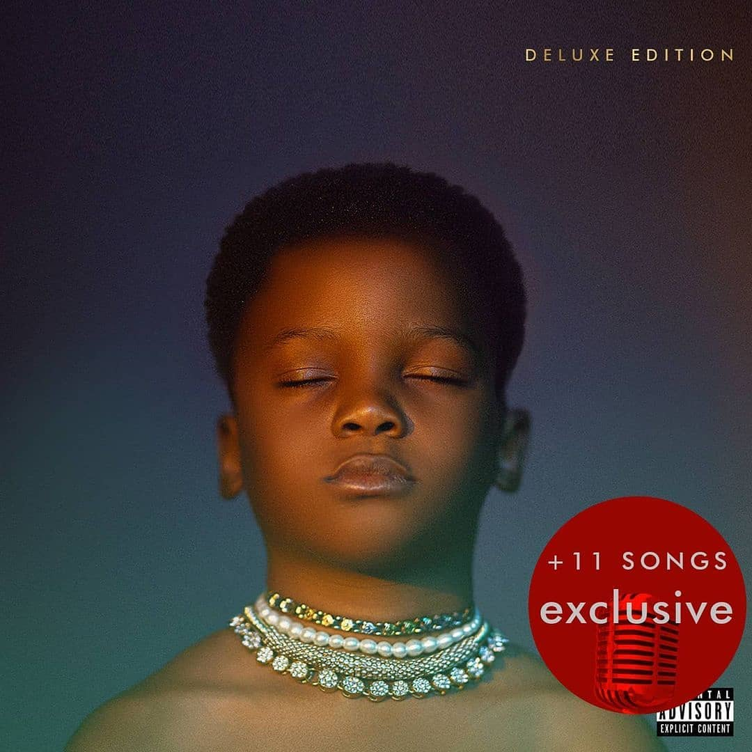 Ric Hassani The Prince I Became (Deluxe Edition)