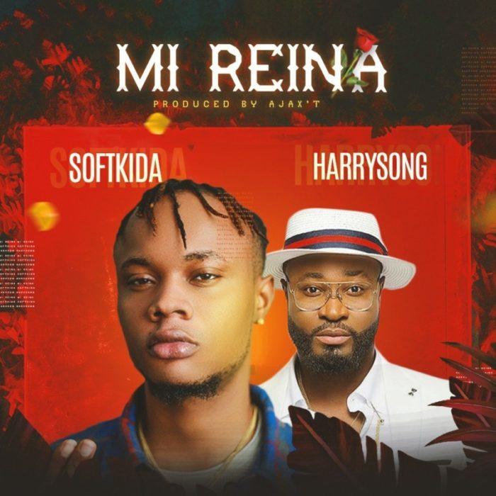 "Softkida – ""Mi Reina"" ft. Harrysong"