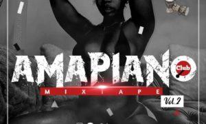 DJ Sagacious Sponky Drums Amapiano Club Mixtape