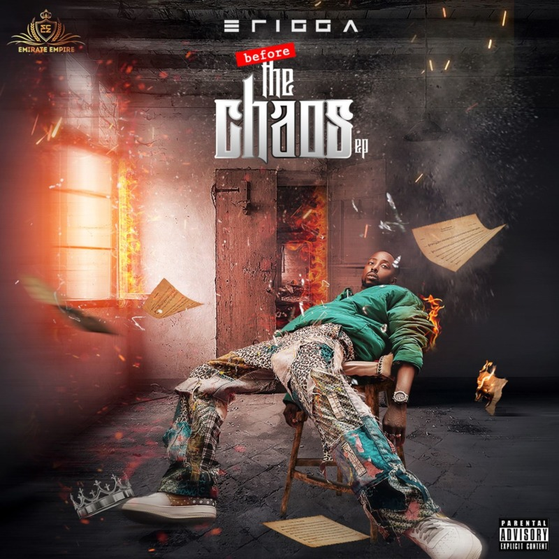 Erigga Before The Chaos EP