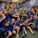 Chelsea Players Celebrates Their Champions League Victory With Olamide & Omah Lay's Hit Song, 'Infinity' | Watch Video