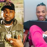 Tekno Presented With RIAA Gold Certificate For His Effort On The Hit Song – 'IF', Davido Celebrates Him