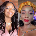 """""""That Is The Face Of The Child She Was Hiding… LOL"""" – Mysterious Lady Mocks Simi's Daughter, Deja"""