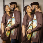 """My Baby Mama… I Love You Scatter"" – Banky W Celebrates Wife, Adesua On Mother's Day"