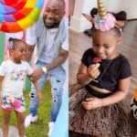 Davido Spanks Hailey For Twerking At Her 4th Birthday Party