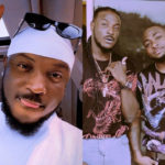 "Peruzzi Reacts After Twitter Users Called Davido ""His god"""