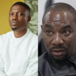 Vector Supports OAP Ahmed Isah For Slapping The Woman Who Set Her Niece On Fire
