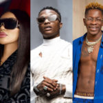"""""""You Didn't Collect Money From Beyoncé, But You'll Collect Money From Broke Upcoming Artists""""- Dencia Throws Shade At Wizkid & Shatta Wale"""