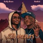 "Kelly Bran – ""20 Years"" ft. Hotkid (Prod. G'Wheen)"