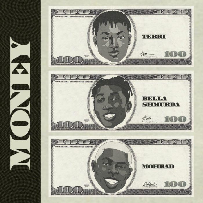 Terri, Bella Shmurda, Mohbad Money