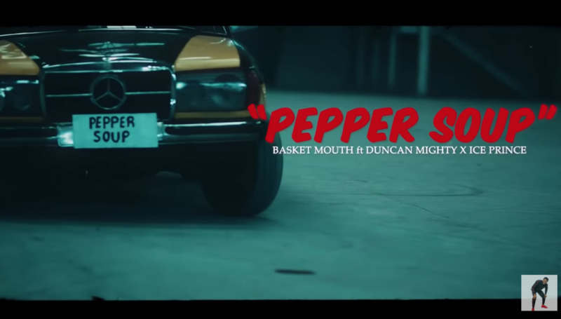 PEPPER SOUP DUNCAN MIGHTY
