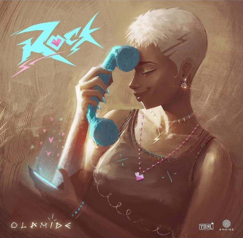 Olamide – Rock (Prod. by Eskeez)