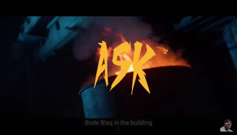 "[Video] Bodeblaq – ""Ask"" ft. Davolee"