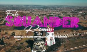 Falz, Kamo Mphela, Mpura Squander (Remix)