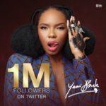 Yemi Alade Celebrates 1 Million Twitter Followers With New Photos