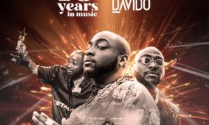 Davido 10 Years