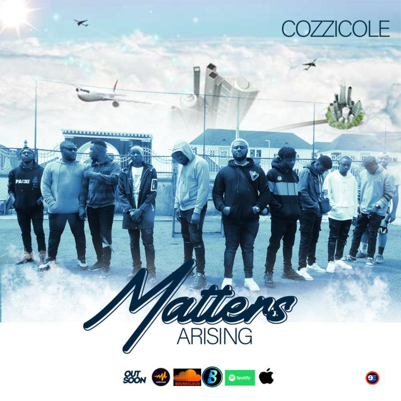 "Cozzicole – ""Matters Arising"""