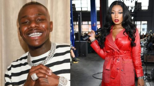 DaBaby Quietly Unfollows Megan Thee Stallion After Tory Lanez Tweet Feud #Arewapublisize