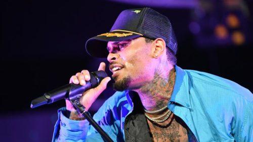 """Chris Brown Explains Why He Doesn't """"Address Bullshit"""""""