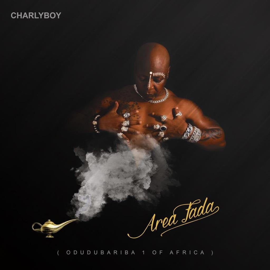 """[EP] Charly Boy – """"Area Fada"""" The EP ft. W4"""