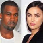 Kanye West & Irina Shayk Return To The U.S Together After Birthday Romantic Getaway