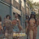 "Mr Eazi x Dre Skull – ""Sekkle & Bop"" ft. Popcaan (Dance Video)"