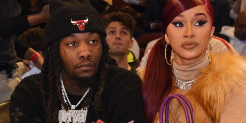 Cardi B Showers Offset With Love And Praise On Father's Day #Arewapublisize