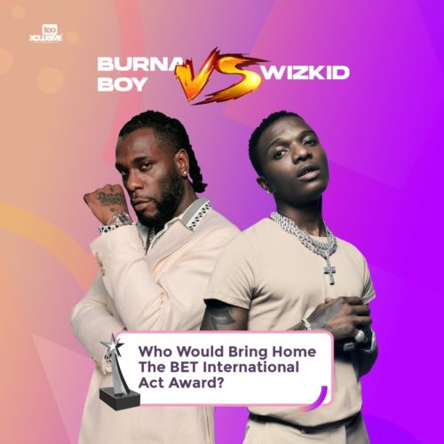 Who Would Win The 2021 BET International Act Award? #Arewapublisize