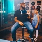 Davido's Daughters Celebrated & Surprised Him With Gifts On Father's Day