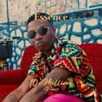 The Official Video For Wizkid's Buzzing Summer Song, 'Essence' Hits 10 Million Views On YouTube