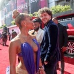 Jack Harlow Catches Saweetie Off-Guard At BET, Shoots His Shot | See Video