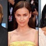 Kanye West And Supermodel, Irina Shayk Spotted On Romantic Stroll In Provence