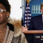 Kodak Black Gives Donald Trump Birthday Shout out, Wants Him Back In Office