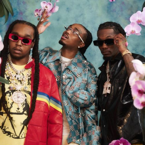 """Quavo Says Migos' Forthcoming """"Culture 3"""" Album Will Be The """"Greatest Album Of The Year"""" #Arewapublisize"""