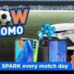 TECNO SPICES UP THIS FOOTBALL SEASON WITH ITS TECNO WOW PROMO