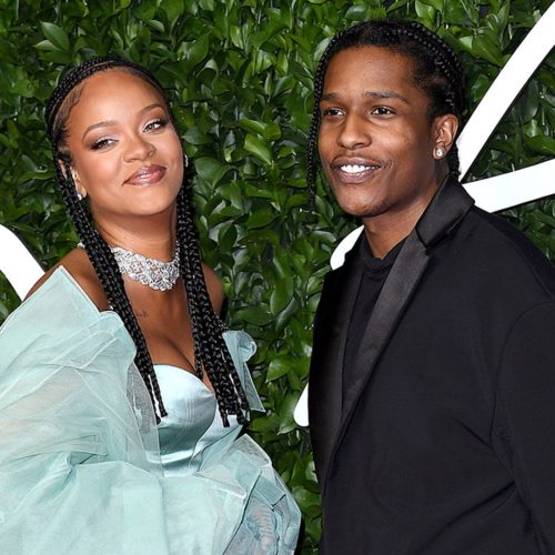 Rihanna And A$AP Rocky Spotted On Date-Night In NYC Following Months Of Romance Speculation #Arewapublisize