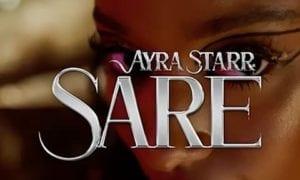Ayra Starr Sare
