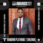Tanzanians Request For Diamond Platnumz Disqualification From 2021 BET Awards