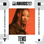 """Tems Makes 2021 BET Awards List, Nominated For """"Best New International Act"""""""