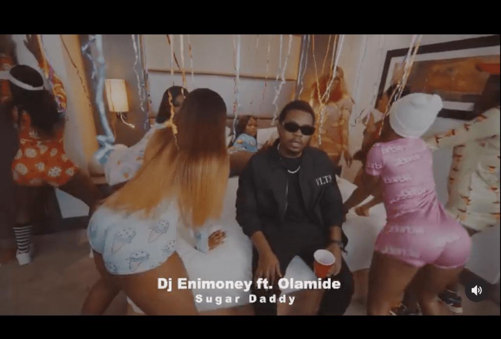 DJ Enimoney Olamide Sugar Daddy Video